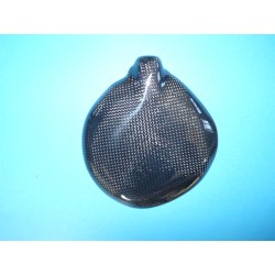 Suzuki GSXR 600 / 750 01-03 Left carbon engine protector