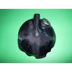 kawasaki ZX 10 08-10 Protecteur droit en Carbone ou Kevlar Vernis