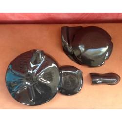 Aprilia RSV4 05-08 Protecteurs moteur carbone