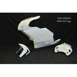 Ducati 999-749 Kit compétition renforcés