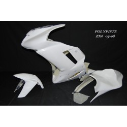 Kawasaki ZX 6 07-08 Reinforced competition kit