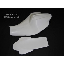Suzuki GSXR 1000 05-06 Single seat competition reinforced
