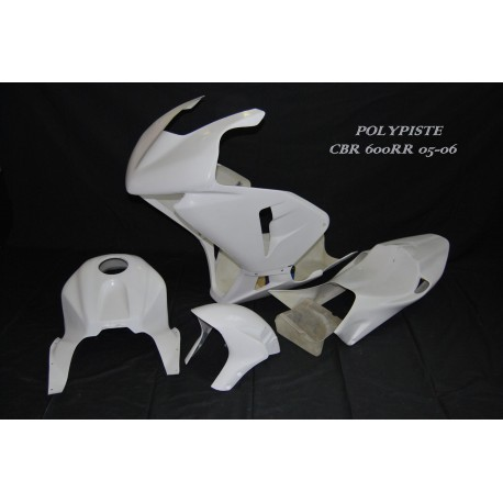Honda CBR 600 05-06 Reinforced competition kit