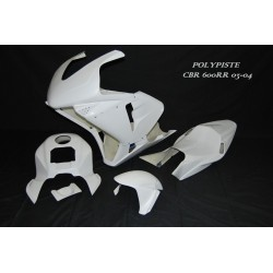 Honda CBR 600 03-04 Reinforced competition kit