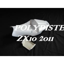 kawasaki ZX 10 11-12 Selle monoplace compétition renforcés