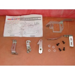 Honda CBR 600 03-04 Kit Fixation selle compétition