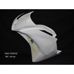 Yamaha R6 06.07 Front fairing competition reinforced