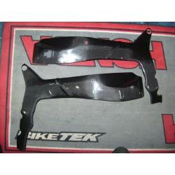 Kawasaki ZX 6 07-08 Carbon chassis protector